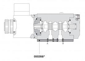 SET-050268 Модульные плиты формата 06 с откалиброванными отверстиями