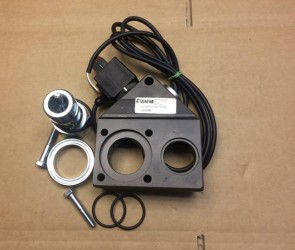 Перепускные клапаны by-pass для насосов серии SC 012-090 24V и SC 084-130 24V  Sunfab Швеция
