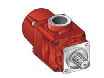 Аксиально-поршневые насосы HydroCar ISO объемом 68,1 - 97,3 см3/об.