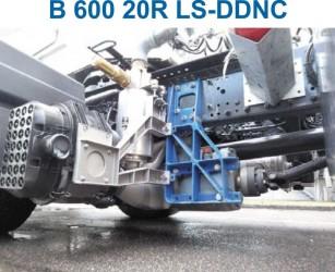 Компрессорный агрегат готовый к монтажу в раму тягача LS-DDNC