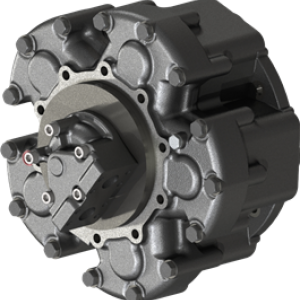 Гидромоторы нерегулируемые серии L