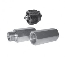 Парашютный  клапан (клапан обрыва рукава)