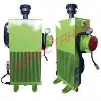 Теплообменники гидравлические для автобетоносмесителей (бетоновозов) FLJ8
